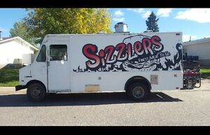 21ft Food Truck for Sale