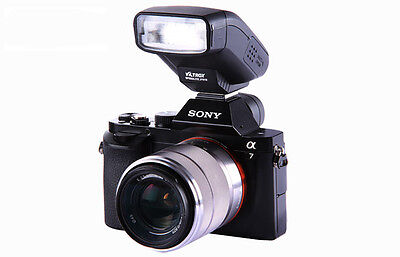 Flash Speedlite de Poche Viltrox JY610 pour Canon Nikon Sony A7r Fujifilm Pentax