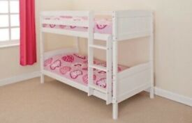 White Pine Solid Bunk Bed