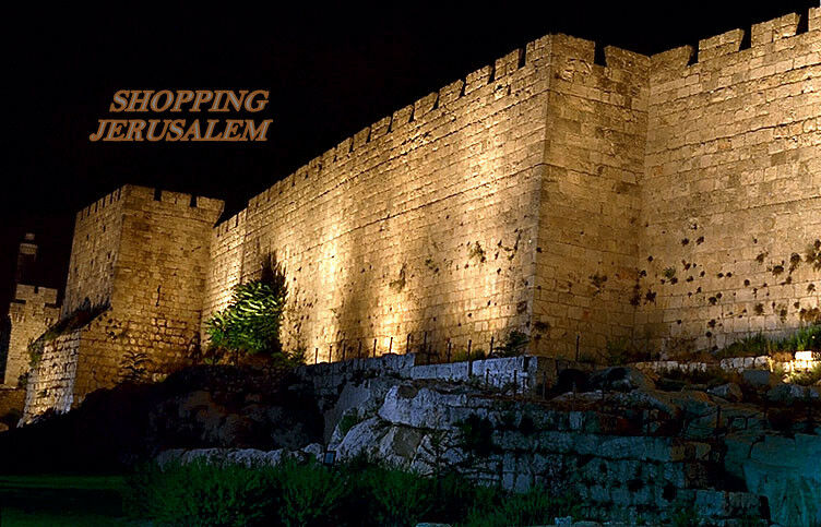Shopping-Jerusalem