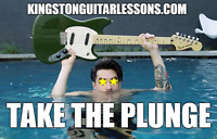 GUITAR LESSONS - Learn from experience.
