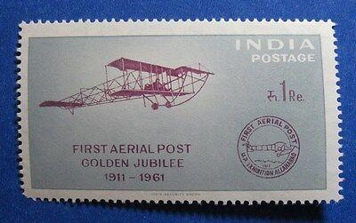 1961 INDIA 1R SCOTT# 338 S.G.# 436 UNUSED NH   CS11681