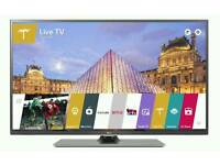 "42"" 3D LED TV LG LF652V 5 Year HBH Warranty Smart Full HD 1080p WiFi Television"