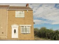 Peterlee House for Rent, 2 bedroom end of terrace, NEW gas heating - LONG TERM *NOW AVAILABLE*