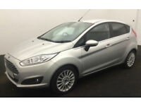 Ford Fiesta Titanium FROM £45 PER WEEK!