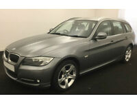 BMW 320d Touring Estate 2010 5 door FROM £36 PER WEEK!