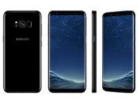 SAMSUNG GALAXY S8 BRAND NEW GREY 64GB UNLOCKED