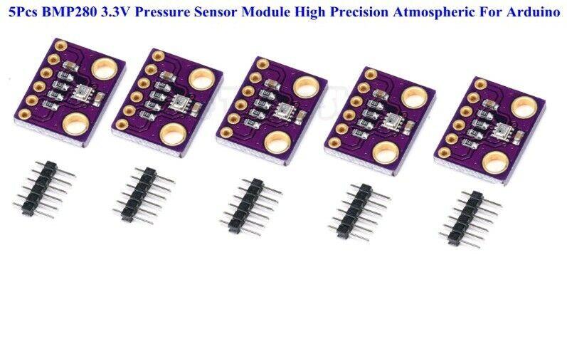 5pcs BMP280 Pressure Sensor  Arduino High Precision Atmospheric sensor USA