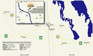 Cottage,SunHills Resort,Lake of the Prairies,SK,40 min E Yorkton Regina Regina Area image 8