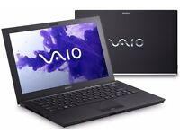 "Sony Vaio VPCZ21V9E, 13.1"", Core i7 2nd Gen, 8GB RAM, 250GB SSD, Win10Pro"