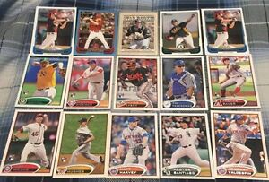 Lot 3 - 15 Different Baseball Rookie Cards
