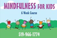 Fall Mindfulness Classes now available.  Sign up NOW!!!