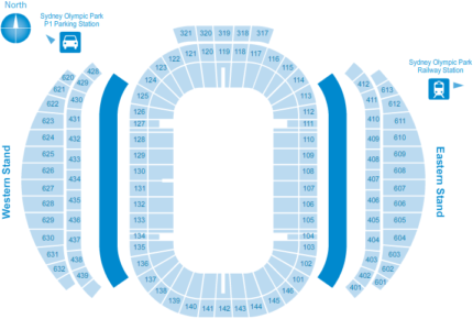 4 Bronze tickets for the NRL Grand Final - Storm Vs Cowboys