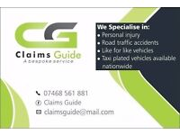 Accident Claims - Nationwide - Vehicle Replacement - Recovery & Storage