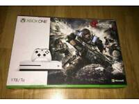 Xbox one s 1tb and loads of games