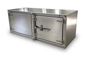 *** Storage Box - 2' x 2' x 5' Double Door Cam Lock ***