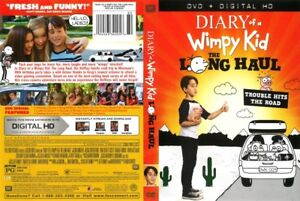 Diary of a Wimpy Kid: The Long Haul DVD + Digital