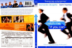 CATCH ME IF YOU CAN REGION 2 DVD