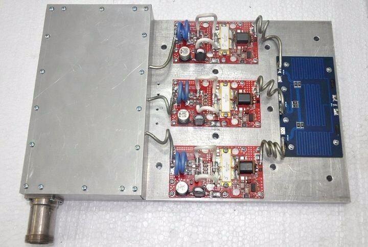 Pam-3000fm  Rf Pallet Amplifier Module  87.5-108mhz ,  3000w Fm Mrf6vp11kh