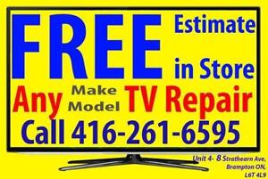 TV Repair, LG, SONY, Sharp, Samsung, Panasonic, Hitachi, JVC, Electronics Sale