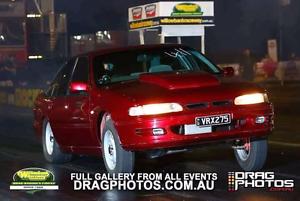 10 Second Street & Strip V8 Holden VR Commodore Sedan Ipswich Ipswich City Preview