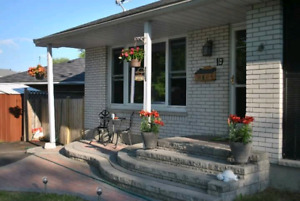 1 Bedroom Basement Apartment Available August 1