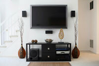 TV INSTALLATION, IP HD CCTV CAMERA, SOUND SYSTEM, WIFI, CABLING
