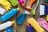 HOUSEHOLD CLEANING SERVICE -- BURNABY / NEW WEST