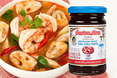 Best Seller Thai chili paste, a little spicy for Tom Yum soup