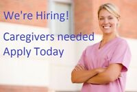 $16 to $20/hr Personal Support Workers NEEDED IMMEDIATELY pt/ft