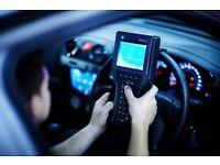 Car Diagnostics and Mileage Correction