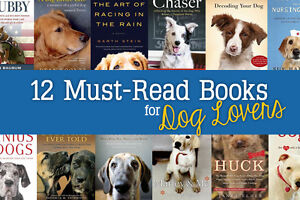 12 Must-Read Books for Dog Lovers