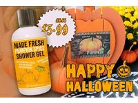 Beauty and Nature Store - PUMPKIN SPICE SHOWER GEL 250ML