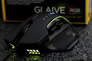 -CASH ONLY- Selling Corsair RGB glaive.