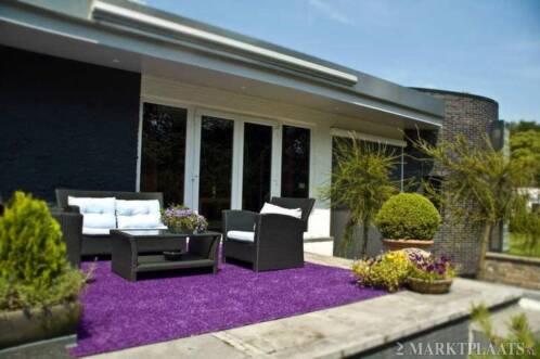 Tapijt Voor Balkon : ≥ buiten tapijt gekleurd kunstgras voor terras en balkon gras en