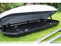 Thule Atlantis 780 roof box - For hire only