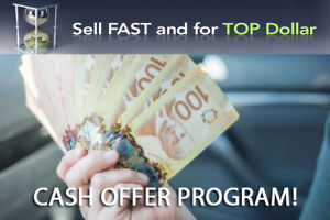 Guaranteed Cash Offer on your home | FREE, no obligations