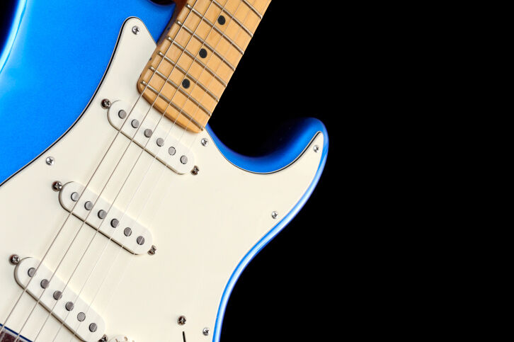 Stratocaster – der legendäre Klassiker (Foto: Thinkstock)