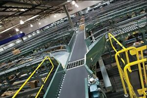 Conveyor Parts and Systems for Your Material Handling Needs!