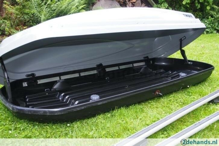 Thule Atlantis Roof Box Available For Hire