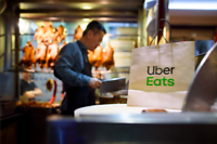 Part-Time Delivery - Uber Eats
