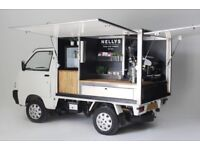 Mobile Coffee Business - Coffee Van - Perfect Ready Made Business