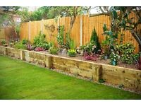 Top landscaping gardening and building maintenance.