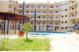 2x Completed Studio Apartments Hurghada Egypt