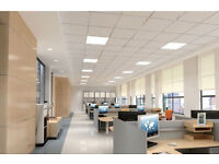 PANEL LED LIGHT 45W Ceiling Suspended Recessed LED Panel White Light for shops and office Lighting