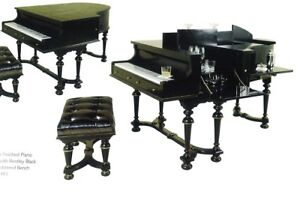 Grand piano that is a complete liquer or wine bar!