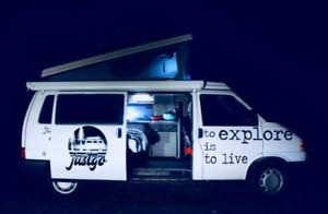 VANCOUVER ISLAND CAMPERVAN RENTALS - WESTFALIA VAN FOR RENT ☀️