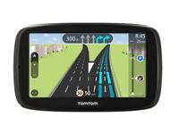 "Tomtom Go 40 Sat Nav System, 4.3"", UK and Ireland maps, Updated, VGC."