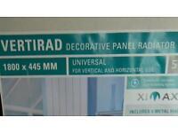 Vertical Radiator New