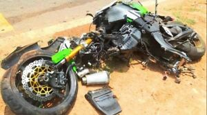 WANTED: Crashed/Damaged sportbikes!